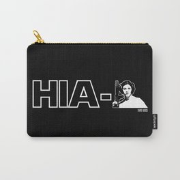 HIA-LEIA - STAR WARS PARODY Carry-All Pouch