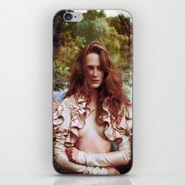 Ophelia iPhone Skin