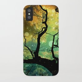 Drifting in the Evernight iPhone Case