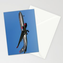 Royal Jordanian Airlines Airbus A330 Stationery Cards