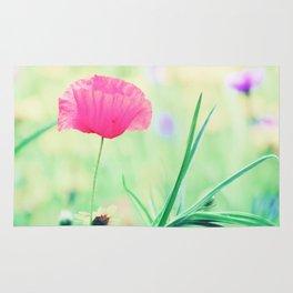 Poppy Romance Rug