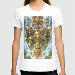 Darkstar Blue Gold T-shirt