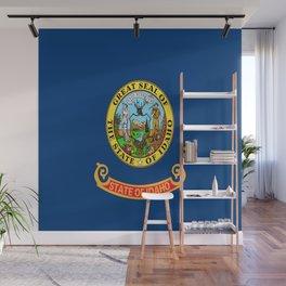 flag idaho,america,usa,west,Idahoan, gem state,Boise,countryside,nampa,pocatello. Wall Mural
