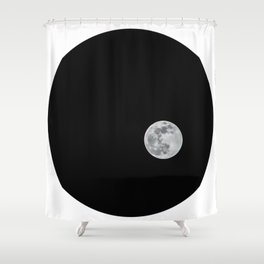 Eyesight Shower Curtain