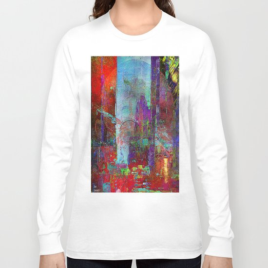 Disintegration Long Sleeve T-shirt