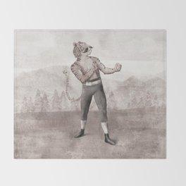 Champ Throw Blanket