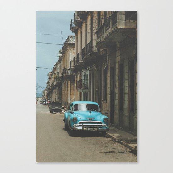 Havana VIII Canvas Print