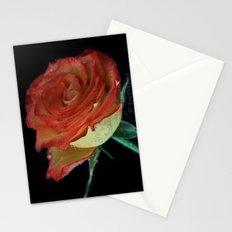 Eternal Rose Stationery Cards