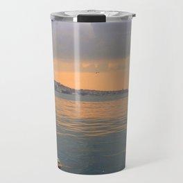 City of Mystery (1) Travel Mug