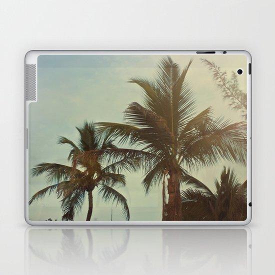 Florida Palm Trees Laptop & iPad Skin