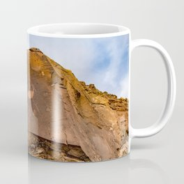 Desert Rock Art - Petroglyphs - IIa Coffee Mug