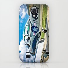 US Navy Airplane Galaxy S4 Slim Case