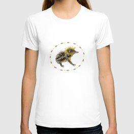 The Lowland Streaked Tenrec T-shirt