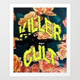Killer Cult Art Print
