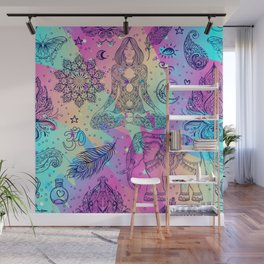 Boho Dreams Wall Mural