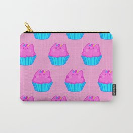 Cat Food - Cupcake Carry-All Pouch