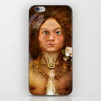 pagan iPhone & iPod Skins featuring Pagan Avatar by Bryan Dechter