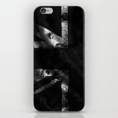 God Damn the Queen iPhone & iPod Skin
