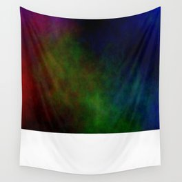 Tinted Clouds Wall Tapestry