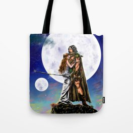 Our last hour Tote Bag