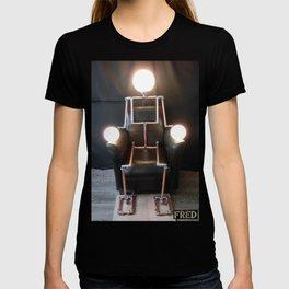 Lamp Man - FredPereiraStudios_Page_15 T-shirt
