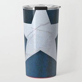Captain America Minimal Travel Mug