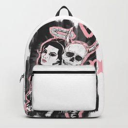 Horny Angels in Pink (Dragging Dead Weight Series) Backpack