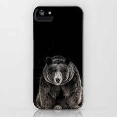hello bear Slim Case iPhone (5, 5s)