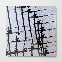 antennas Metal Print