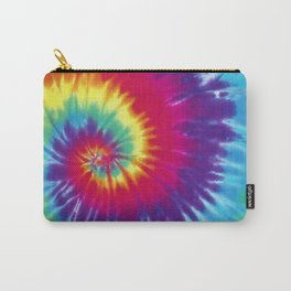 Tie dye hippie Carry-All Pouch