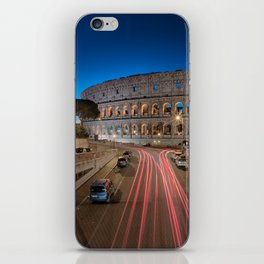 Colosseum at dawn iPhone Skin