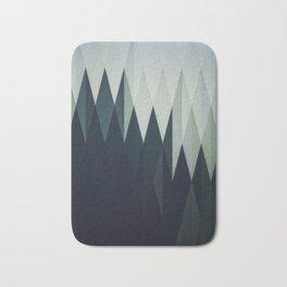 Diamond Forest Bath Mat