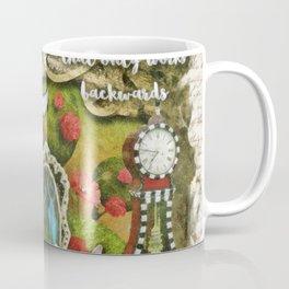 Looking Glass Coffee Mug