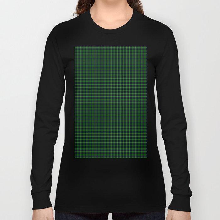 MacDonald of the Isles Tartan Long Sleeve T-shirt
