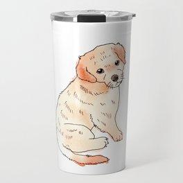 Copper Puppy Travel Mug