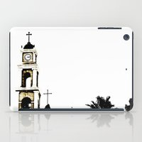 israel iPad Cases featuring St. Peter's Church, Jaffa, Israel by Philippe Gerber