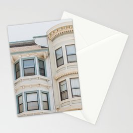 North Beach Blues in San Francisco Stationery Cards