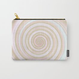 Re-Created Spin Painting No. 13 by Robert S. Lee Carry-All Pouch