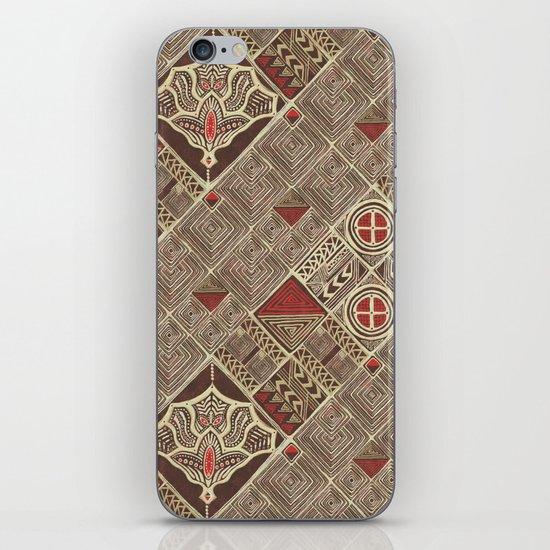 Granada (african version) iPhone & iPod Skin