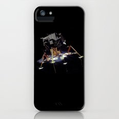 Eagle In Lunar Orbit  iPhone (5, 5s) Slim Case