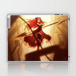 Madoka Magica: Kyoko Laptop & iPad Skin