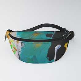 """""""WOW"""" Fanny Pack"""