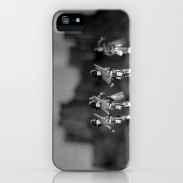 Highlanders iPhone Case