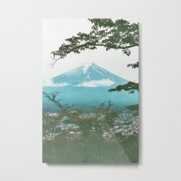 Japan watercolor painting #5 Metal Print