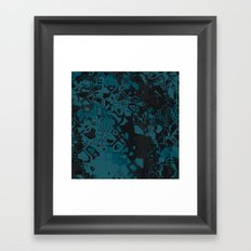 Disassemble Framed Art Print