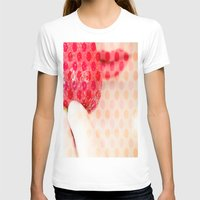 strawberry T-shirts featuring Strawberry by Maite Pons
