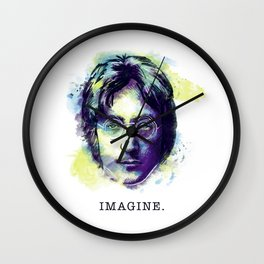 Imagine. Wall Clock