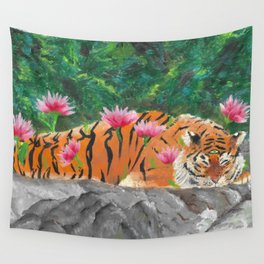 Irremovable Wall Tapestry