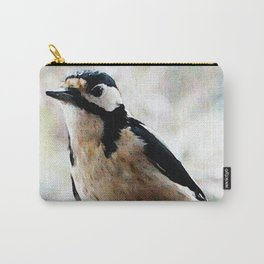 visit in winter Carry-All Pouch