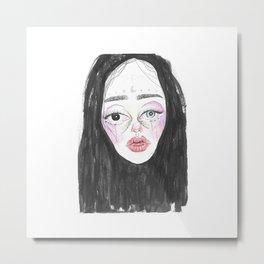 Babe #38 Metal Print
